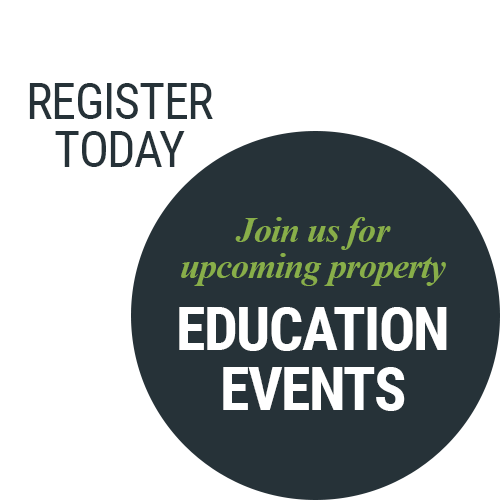 Investment Property Educational Events